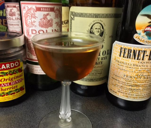 Fernet – Gin & Bitters